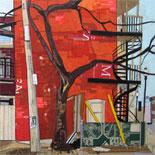 ANDREA KASTNER @ red bird ~ open studio