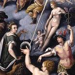 IANIK MARCIL ~ L'Olympe sans Zeus: Apollon, Hermès et Athéna se rencontrent
