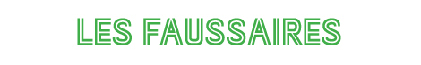 Faussaire_logo