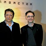 M-KOS : Interview: Alain Thibault, artistic director of the International Digital Arts Biennale