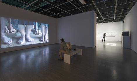 INTERACTIONS, vue de l'exposition