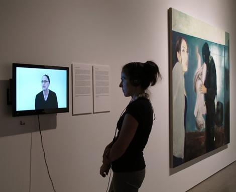INTERACTIONS, vue de l'exposition 4