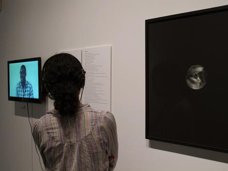 INTERACTIONS, vue de l'exposition 3