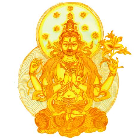 Eric_Bolduc_Avalokiteshvara