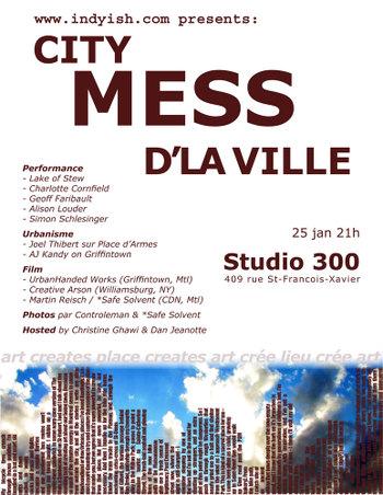 City_mess